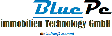 BluePe Immobilien Technology GmbH - Logo